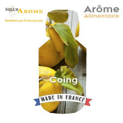 Coing - Arôme alimentaire