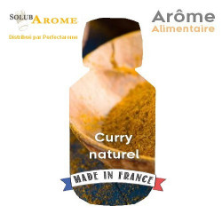 Curry - Arôme alimentaire