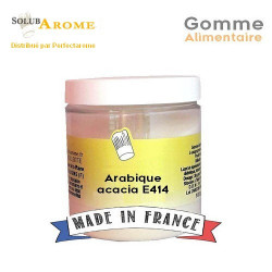 Gomme alimentaire -...