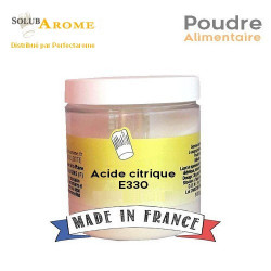Acide citrique E330 -...