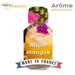 Rhum mangue tropicale -...